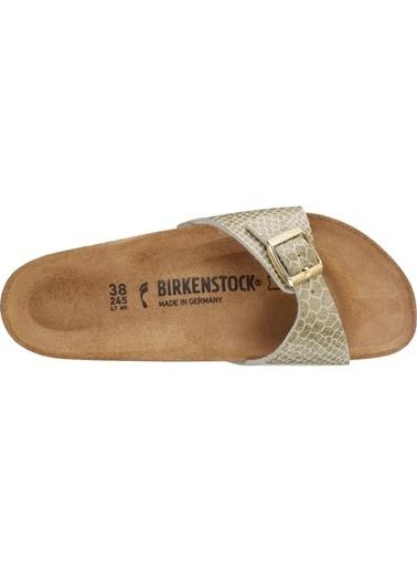 Birkenstock Terlik Altın